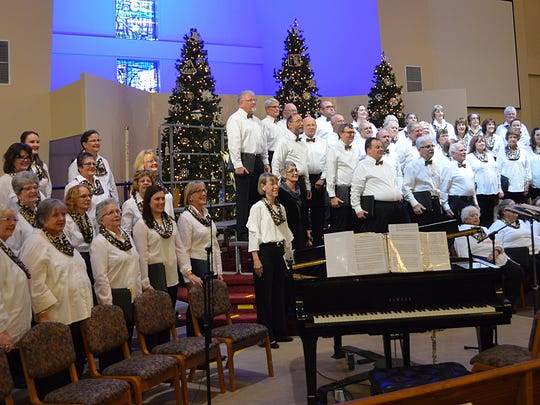 """Once Upon a December,"" will be presented by the Delta Community Choir at 4 p.m. Sunday, Dec. 8 at the Grand Ledge High School Auditorium."