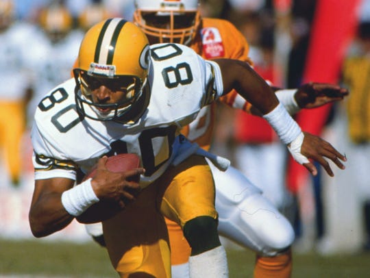 James Lofton.