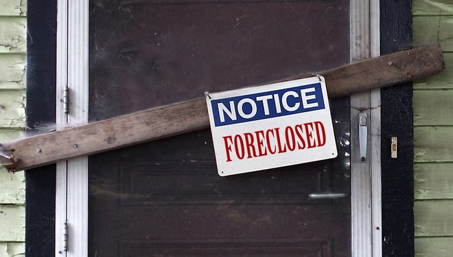 Despite the recent declines, some states continue to struggle with home foreclosures.