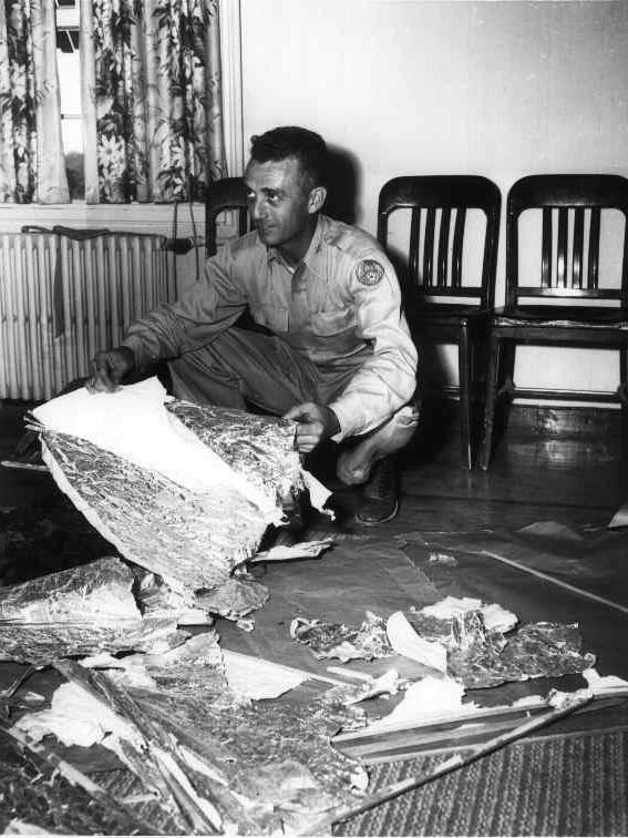 Roswell UFO incident 'very active' 70 years later
