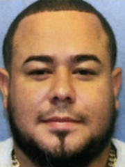 Fernando 'Gordo' Diaz-Rivera of Salem City and Puerto