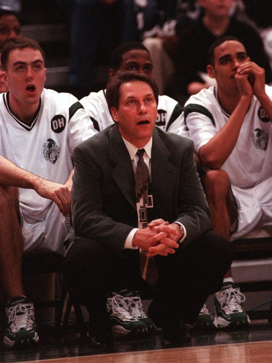 Tom Izzo early years