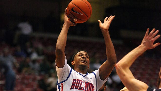 Louisiana Tech's Alex Hamilton has been named Conference USA Player of the Week.