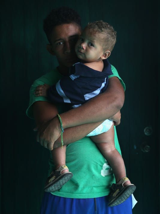 Central American Migrants Attempt Arduous Voyage Thru Mexico To U.S.