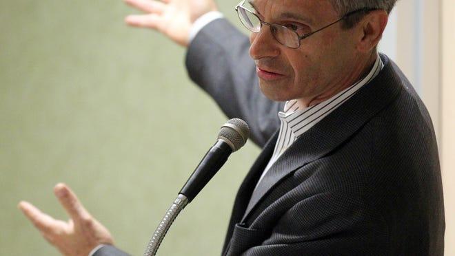 State Sen. Fred Mills, R-Parks, sponsored the medical marijuana bill.