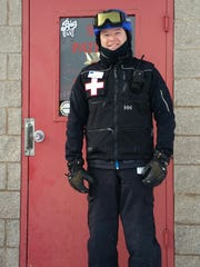 Dr. Michael Gott has been on the ski patrol at Windham