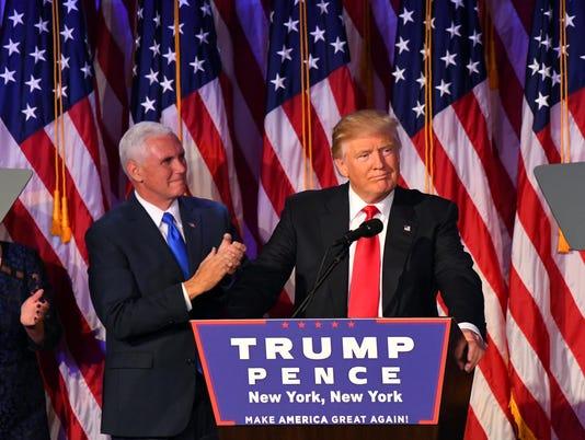 USP NEWS: U.S. PRESIDENTIAL ELECTION A ELN USA NY