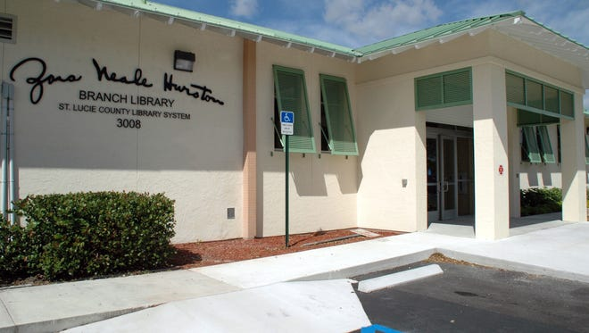 The Zora Neale Hurston Branch Library gets moving with S.T.E.A.M. Power, a new children's program held on the second Saturday of each month.