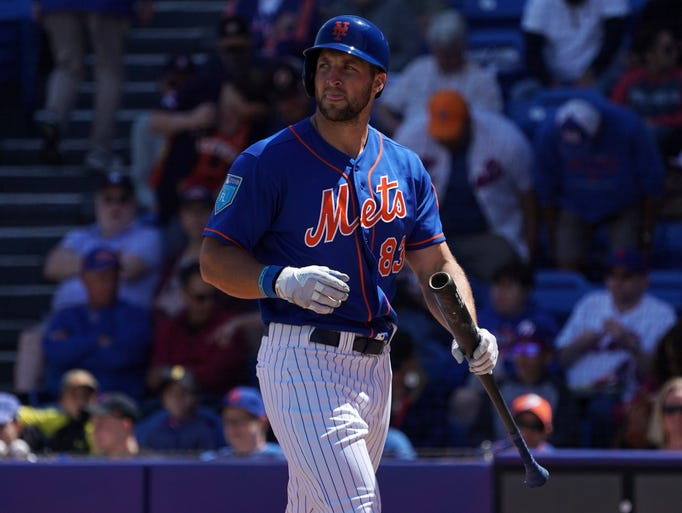 March 13: Tim Tebow is reassigned to minor league camp