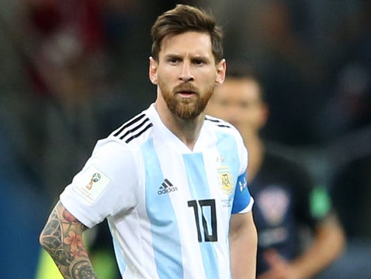 World Cup Lionel Messi Feels Burden Pain Of Playing For Argentina