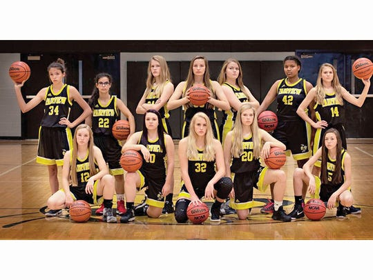Fairview Lady Jackets Young Basketball Team Showing Promise