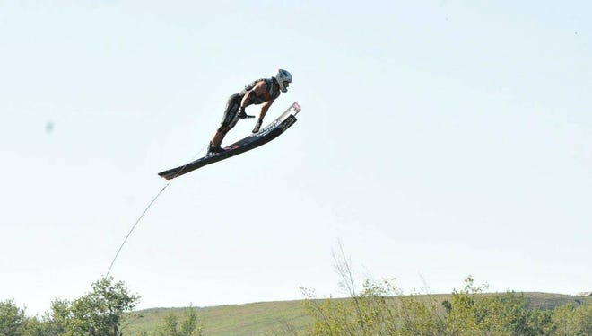Ryan Dodd recently won his third men's title at the U.S. Masters Water Ski and Wakeboard Competition.