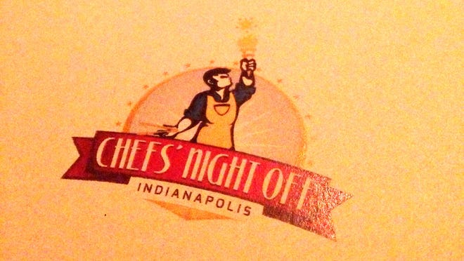 Chefs' Night Off has announced a third pop-up dinner, a vegetarian meal at City Market.