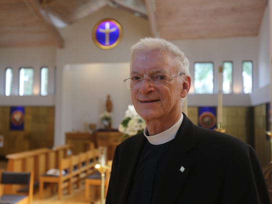 The Rev. Michael Rowe has spent the last 12 years leading
