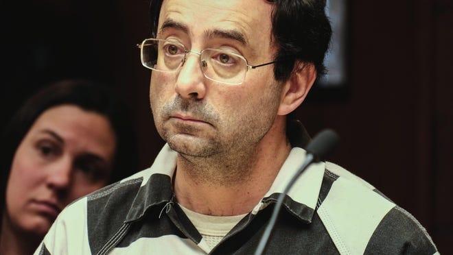 Dr. Larry Nassar.