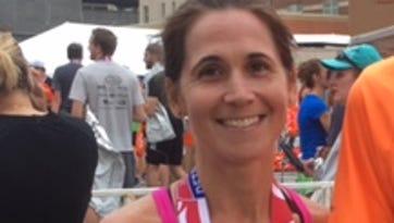 Detroit Free Press marathon runner of the week: Becky Klinkman