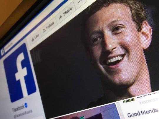 Facebook CEO Mark Zuckerberg will testify before Congress