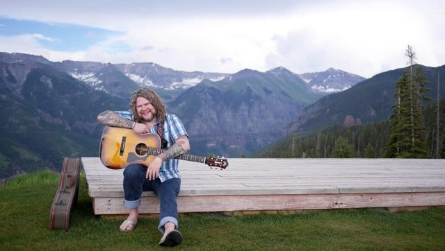 Albuquerque singer-songwriter Russell James Pyle will perform at 7 p.m. on Friday at the Little Toad Creek Brewery and Distillery.