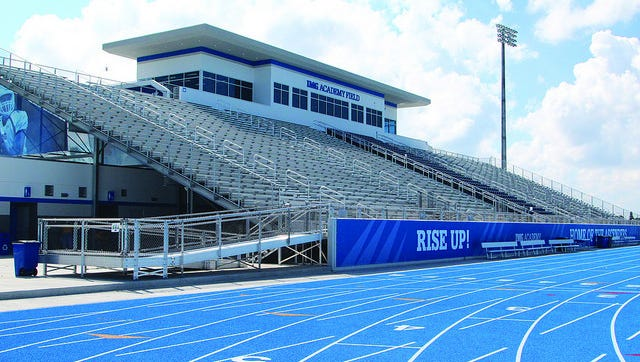 IMG Academy Field will be the site of the FHSAA Track and Field Championships in May.