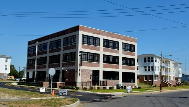 A closed knitting factory in Burlington City is now Apartments at the Mill, an affordable housing complex