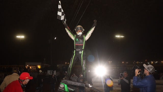 Popular driver Bryan Clauson died from injuries suffered in a crash over the weekend in Kansas.