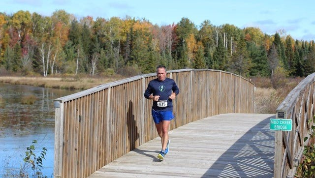 Peter Halper will run 196 miles in eight days beginning April 15 for MS Run the US.