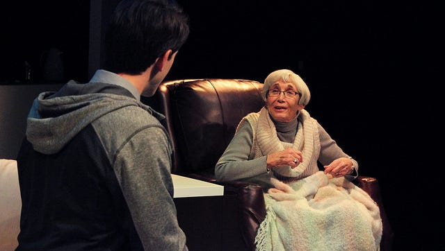 """Marjorie Prime,"" a StageWest production."