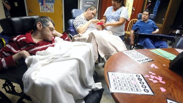 A proposal has been made to consider closing state-supported living centers.