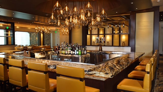 Portico by Fabio Viviani is at the del Lago Resort & Casino in Tyre, Seneca County.