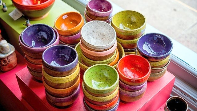 Artists and entrepreneurs are invited to offer decorative and utilitarian ceramics and other clay-related items for sale at CLAYFest Market.