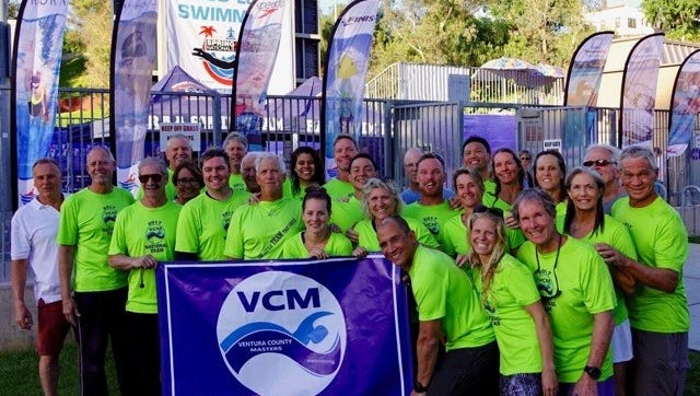 The Ventura County Masters Swim Teams had a strong showing at the Nationwide USMS Spring Nationals.