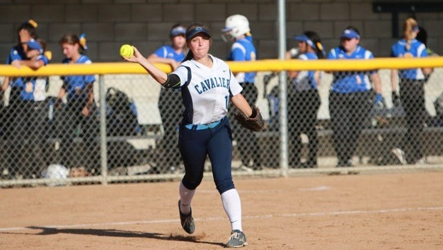 Central Valley Christian's Amy Daggs and the third-seeded Cavaliers hit the road to face No. 2 Orange Cove on Tuesday in a Central Section Division VI semifinal contest.