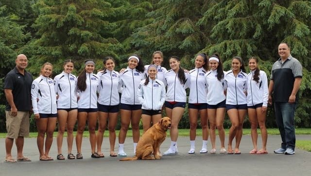 Haggan NexGen volleyball played in the USA Volleyball Girls' Junior National Championship in Minnesota.
