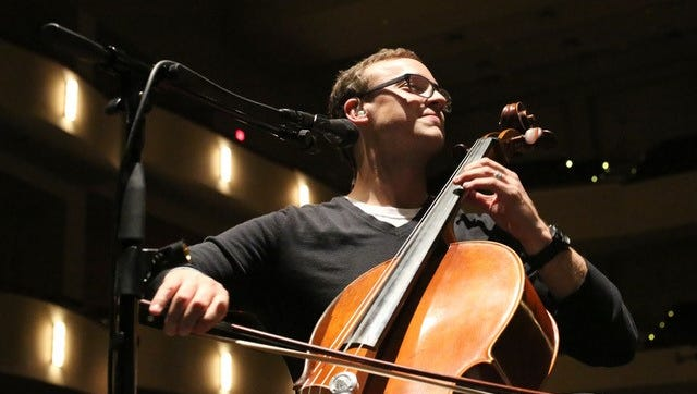 Renowned cellist, composer, storyteller, and activist Ben Sollee kicks off this year's tour with the anticipated release of his new album Ben Sollee and Kentucky Native Aug. 11.