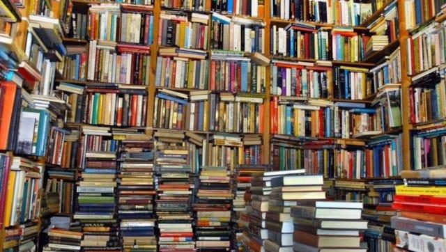 Open Books.