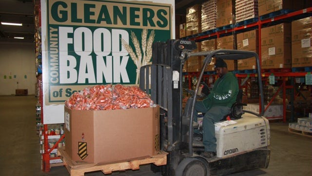 Gleaners Community Food Bank was among three food banks selected to participate in the FAITH-DM study.