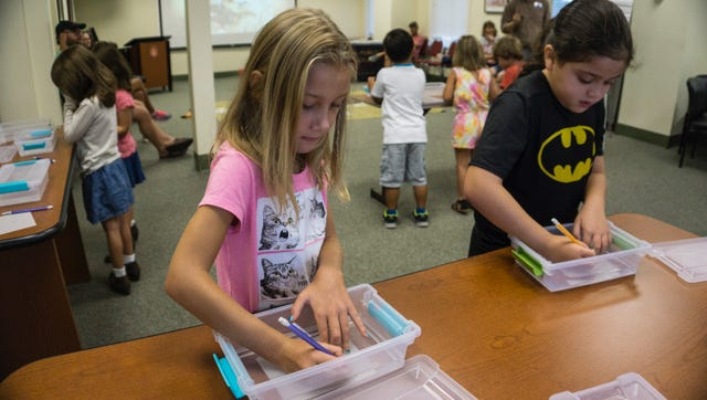 Every month the Florida Public Archaeology Network (FPAN) hosts a K-2 story time by utilizing children's literature and hands-on activities connected to archaeology education.