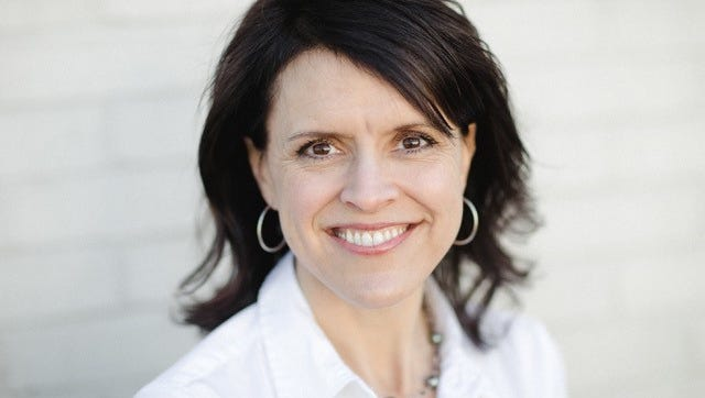 """Ami McConnell, co-author of """"Kind is the New Classy: The Power of Living Graciously"""""""