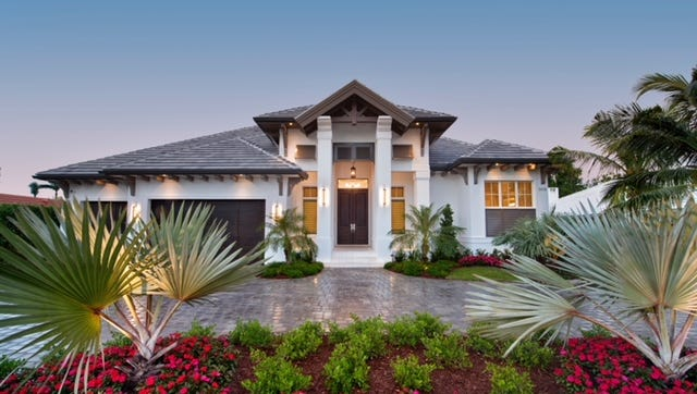 Borell's custom Home at 509 Neapolitan Way in Park Shore has been sold.