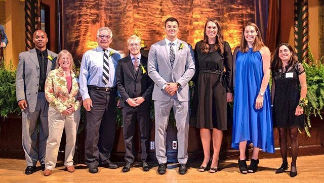 Purdue's 2018 class of inductees to the university's Hall of Fame.