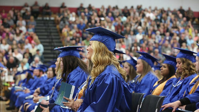 Nearly 800 Moraine Park graduate candidates were eligible to receive their associate of applied science degrees and technical diplomas.
