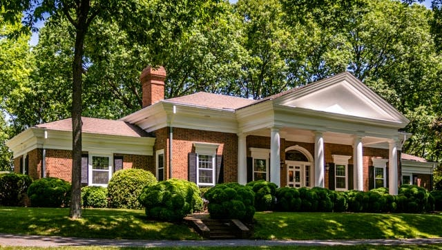 A Staunton home at 151 Woodland Dr. listed for $799,900.