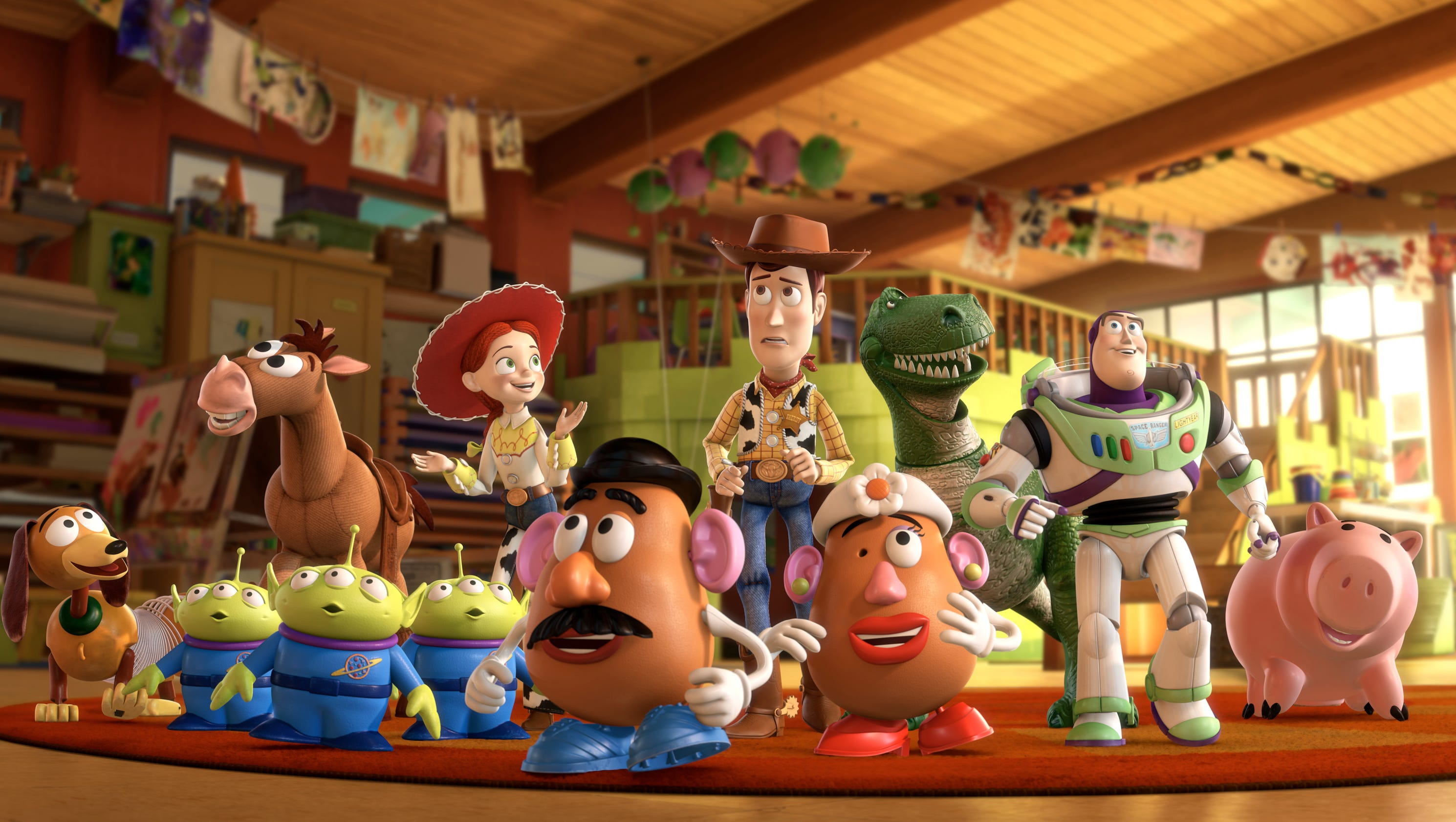 Toy Story 4 Toys : Woody buzz and the gang to return in toy story