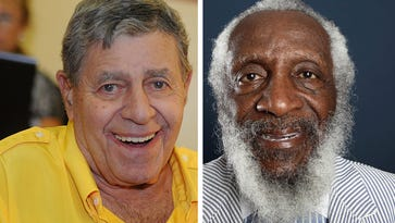 Riley: Dick Gregory, Jerry Lewis left us lesson to use our talents for good