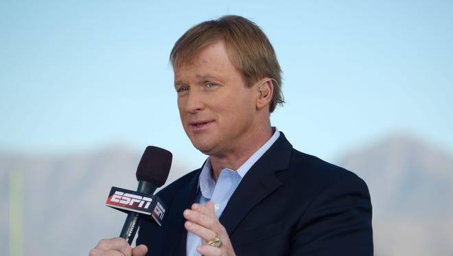 ESPN broadcaster Jon Gruden reportedly turned down an overture from Colts owner Jim Irsay.