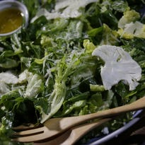 A smart salad just in time for VegFest