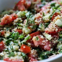 Tiny quinoa packs big protein punch
