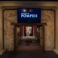 Blockbuster Pompeii exhibit coming to Arizona Science Center in November