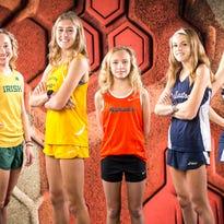 GameTimePA's YAIAA girls' cross country all-stars 2017
