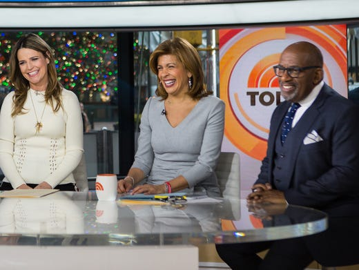 NBC's'Today' show entered the new year by naming a